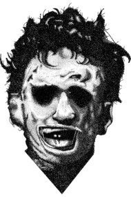 Pointillist Leatherface