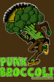 Punk Broccoli