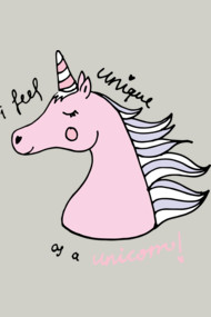 Unique Unicorn!