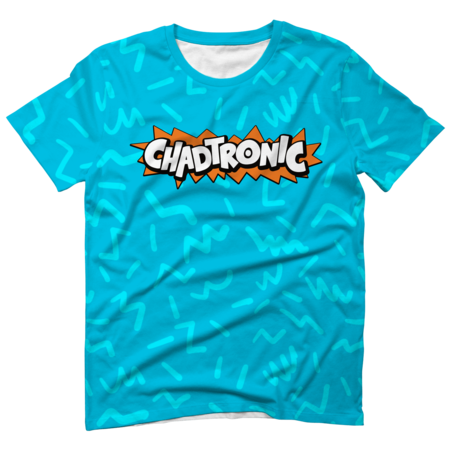 Chadtronic All-Over T-Shirt