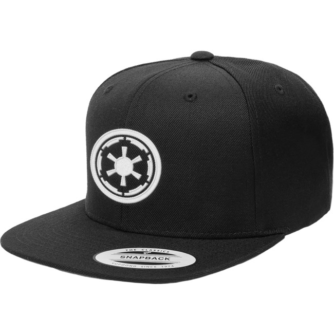 1931c059370b4 Star Wars Imperial Empire Logo Hat By StarWars Design By Humans