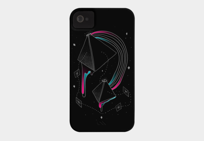 In Deep Space. Phone Case - Design By Humans