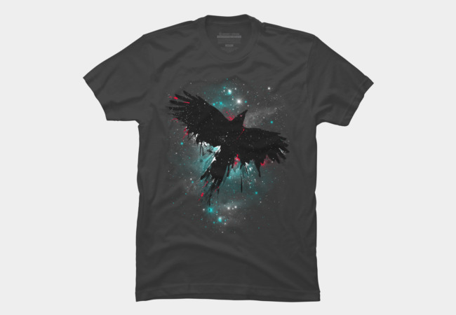 Cosmic Flight Men's T-Shirt