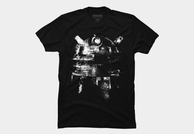 Dalek Men's T-Shirt