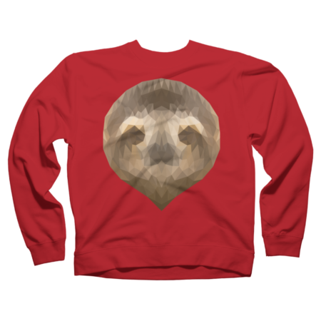 Low Poly Sloth