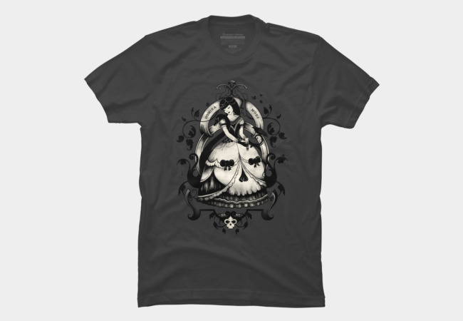 Mrs. Death Men's T-Shirt