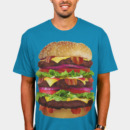 bason10 wearing Cheeseburger by shannonposedenti