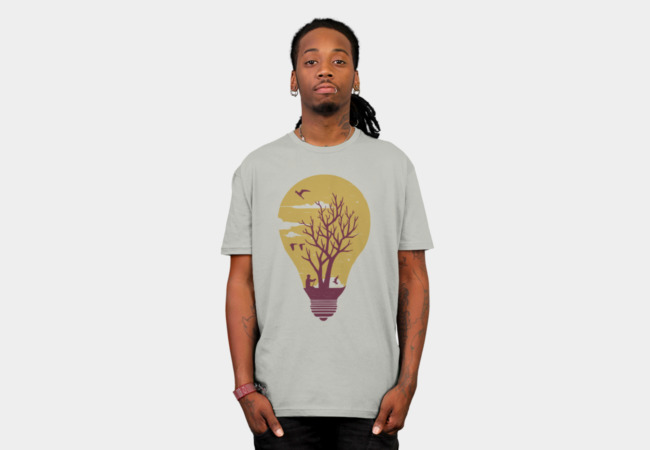 Unwind T-Shirt - Design By Humans