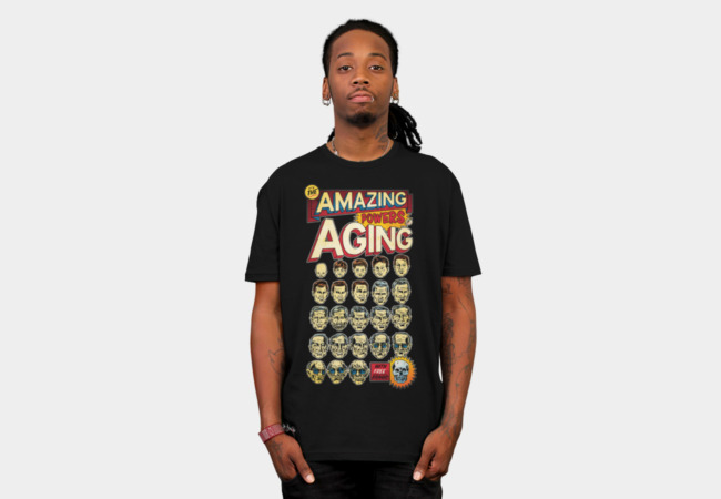 The Amazing Powers of Agoing T-Shirt - Design By Humans