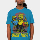 isofronieska wearing Star T-Rex by Captain_RibMan