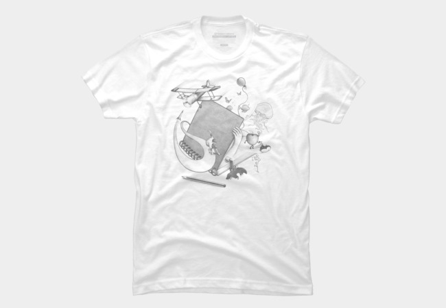 Sketchbook Men's T-Shirt