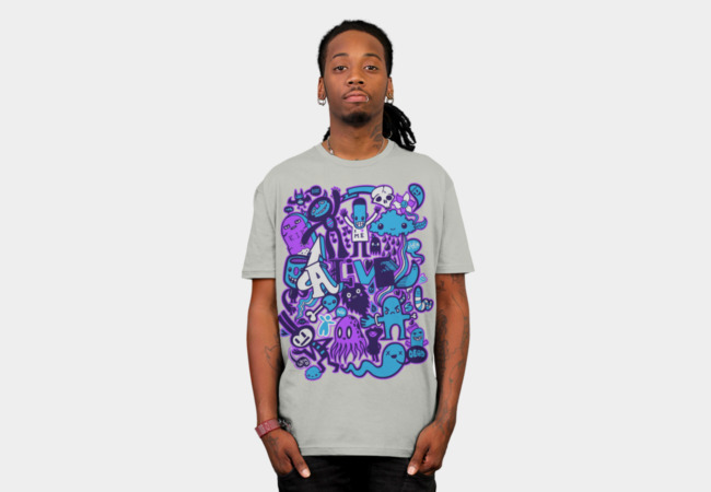 Alive T-Shirt - Design By Humans