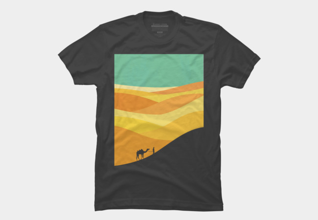 Land of Nowhere Men's T-Shirt