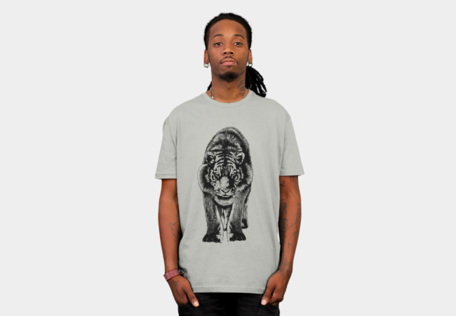 Stare T-Shirt - Design By Humans