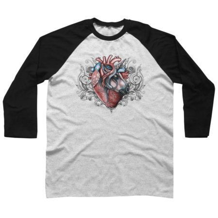 Unaheart Shirt (Light filagree)