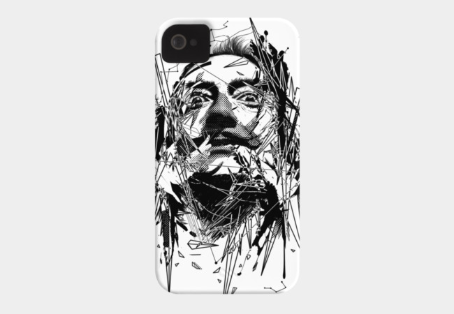Dali Phone Case - Design By Humans