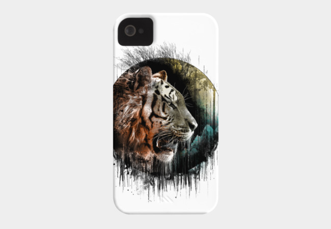 Midnight Hunt Phone Case - Design By Humans