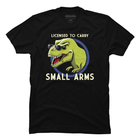 Licensed to Carry Small Arms