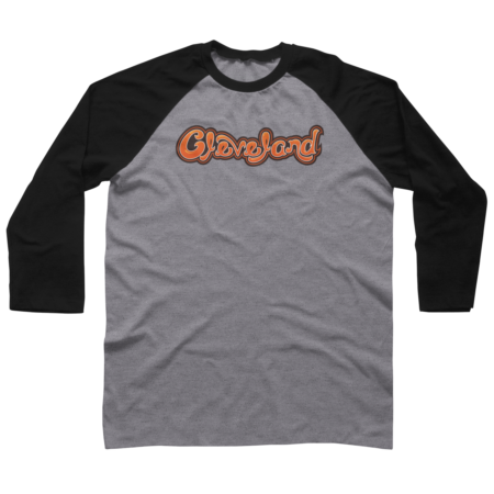 Cleveland Custom Typography T-Shirt