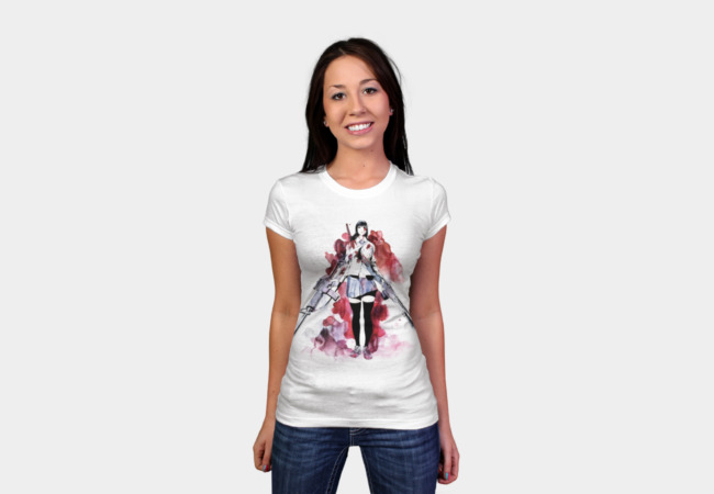 Demon Exterminator Jo T-Shirt - Design By Humans