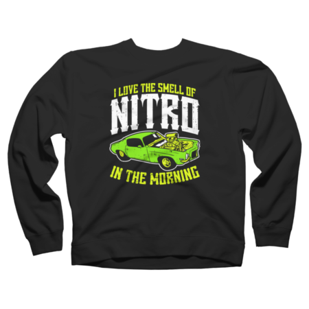 Nitro Neon Green Vintage Car Booster