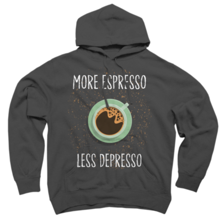 Espresso and Depresso - Transparent BG
