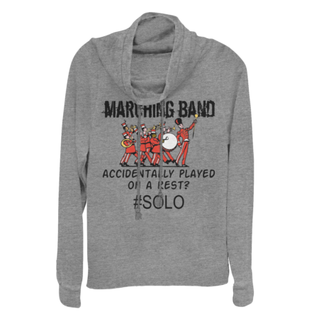 Funny Marching Band - Marching Band Gift - Solo