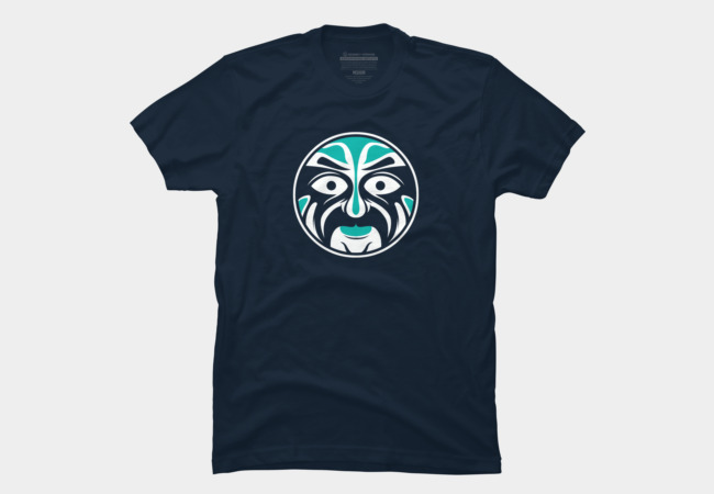 Japanese face Men's T-Shirt