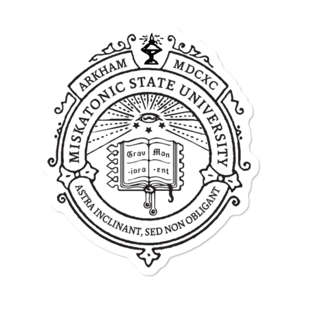 Miskatonic State University Seal