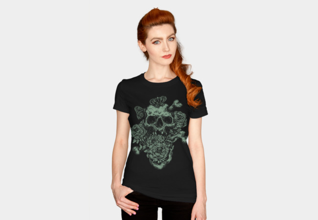 Thanatos T-Shirt - Design By Humans