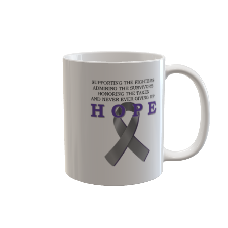 Limited Edition - Brain Cancer Awareness