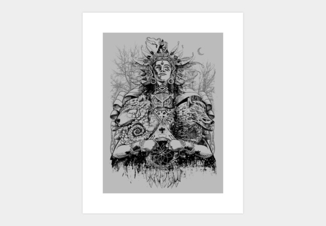 Spririt Dream Art Print - Design By Humans