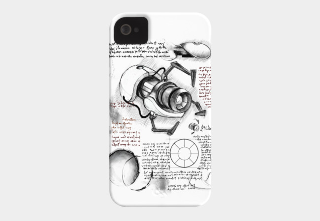 A.S.H.P.D. Phone Case - Design By Humans