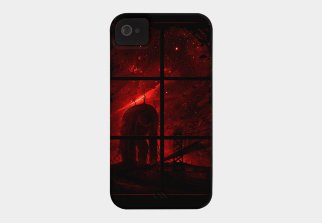 The Otherside Phone Case - Design By Humans