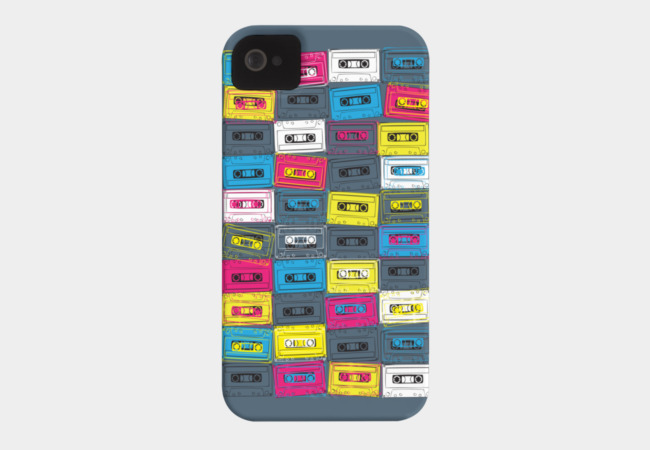 My Collection Phone Case - Design By Humans