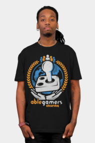 First Edition AbleGamers Charity T-Shirt