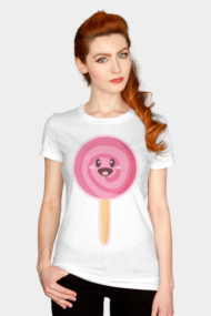Kawaii lollipop