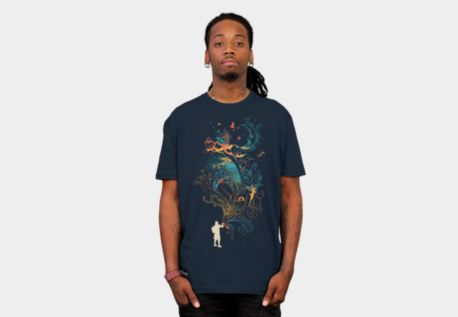 DRAW! T-Shirt - Design By Humans
