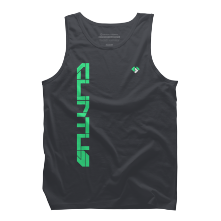 Clintus Vertical Tank Tops
