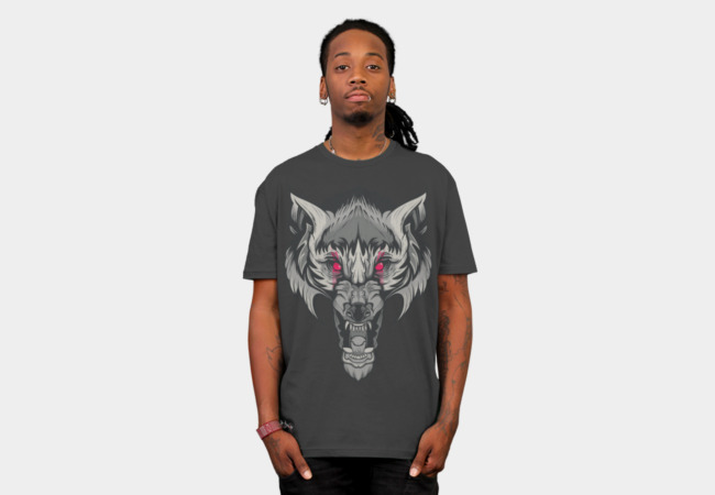 Blood Thirsty I T-Shirt - Design By Humans