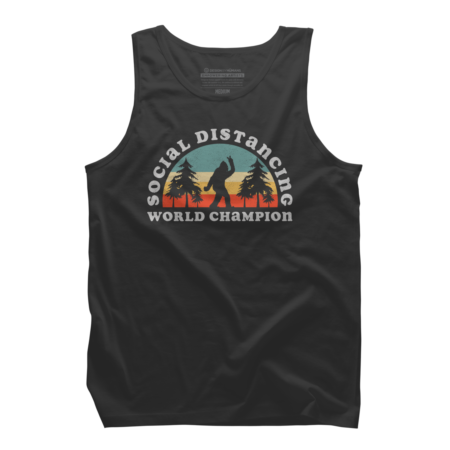 Bigfoot Social Distancing World Champion