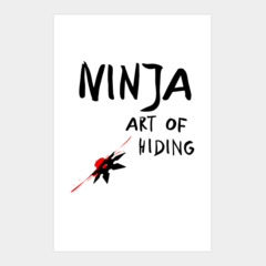 Ninja art of hiding