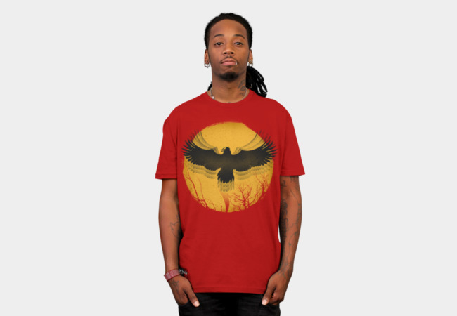 Thunderbird T-Shirt - Design By Humans