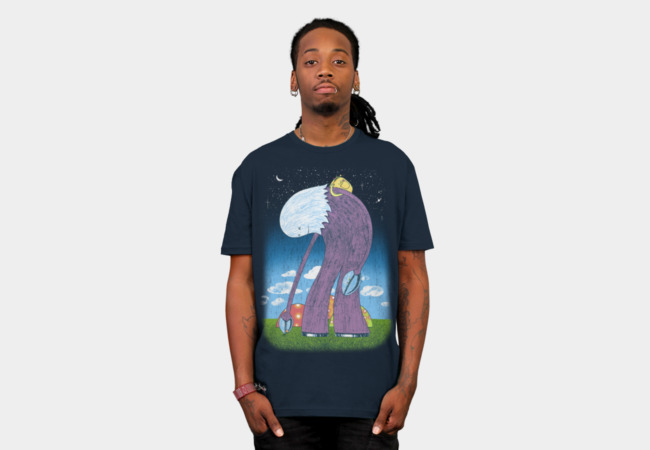 Flower Picker T-Shirt - Design By Humans