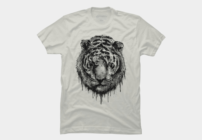 Be Wild Men's T-Shirt
