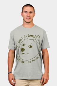 So Doge, very T-Shirt