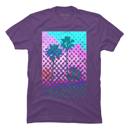 Summertime Palms