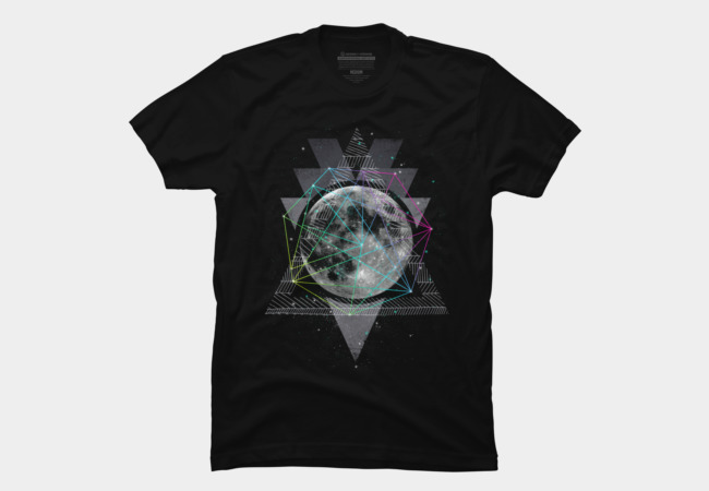 The Moon Men's T-Shirt