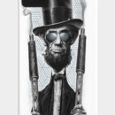 theaverage wearing Bad Lincoln by DrSpazmo