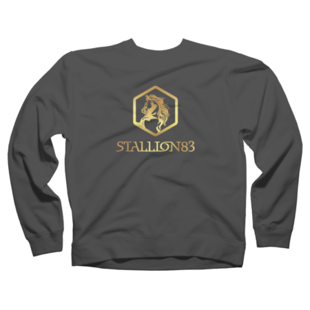 Stallion83 Logo Sweatshirt